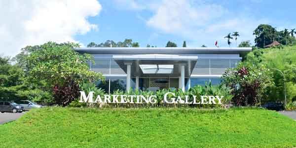 foto marketing gallery citraland bandar lampung